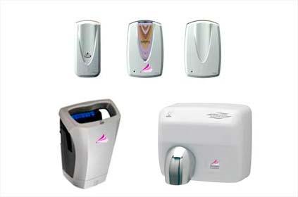 Complementos higiénicos para empresas y negocios