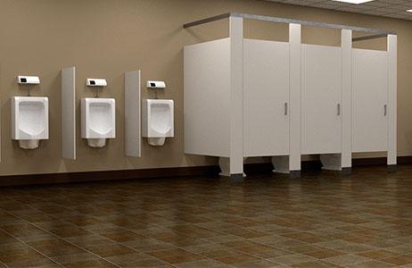 Bacteriostaticos, desinfección y higiene WC